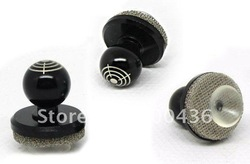 10%OFF 10pcs/lot ,mini joypad,metal Joystick,Game Controller for iPhone,free shipping(China (Mainland))