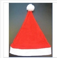 100pcs Unisex Christmas hat,Christmas party hat