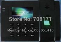T4-C TFT 3.0 Screen inch Fingerprint Time Attendance USB fingerprint=3000