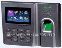 U260-C TFT 3.0 Screen inch Fingerprint  Time Attendance USB fingerprint=3000
