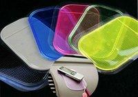 10pcs/lot Magic Sticky  Pad Anti-Slip Mat for Phone Mp3 Mp4 or car