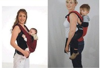 5pc free shipping Baby Carriers & Slings 805 double baby suspenders