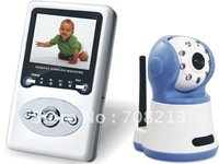 Hot selling! 2.4 inch Night Vision Wireless baby care device Portable baby Monitor