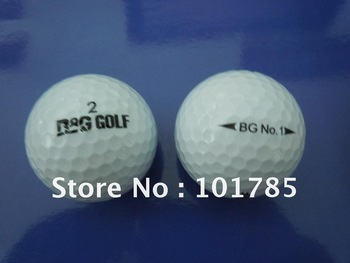 wholesale B&G brand tournament 2 layers golf ball