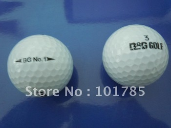 wholesale B&G brand tournament 3 layers golf ball