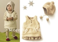 Lamb Baby Clothing set/Girl's Clothing Sets/Infant Clothing sets