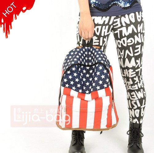 рюкзак с флагом