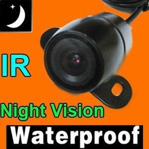 Free Shipping18mm 150 universal rear review car camera night vision camera