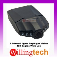 6 IR LED IN Car DVR Camera Recorder FREE SHIPPING