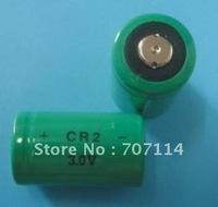 FEDEX Free shipping 100pcs/lot 3.0V Lithium CR2 Li-MnO2 battery