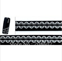 2011 FASHIONAL Sticker /3D lace nail sticker/nail art /nail beauty /nail decoration (JJ#1)Free shipping