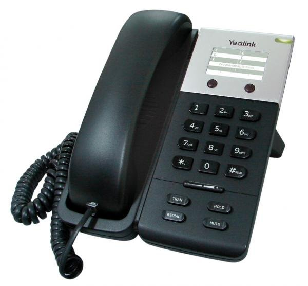 Powerful Business Phone,TI Titan Chipset,SIP Mode,IVR,1 VOIP Account,Yealink T18 IP Phone(China (Mainland))