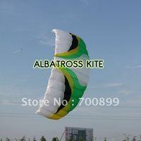PRO 3M2 QUAD 4 LINES DE POWER STUNT KITEBORADING BUGGYING ALBATROSS KITES *RTF*