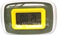 wholesale free shipping,sound control colorful clock,Calendar,Color Change Clock