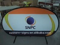 Horizontal Pop Up Banner 100x200cm