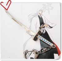 Wholesale - Bleach Anime UKITAKE JYUSHIROU form: sougyonokotowari sword Keychain