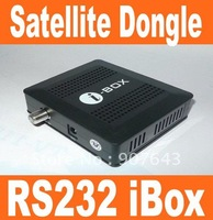 Original i-BOX Satellite Smart Dongle RS232 ibox DVB-S Sharing i box for South America free shiping
