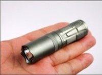 Wholesale / small Portable LED Flashlight LED Flashlight Titanium / SL - 9020 LED Flashlight LED flashlight flashlight LED
