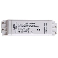 30W LED Driver Transformer for LED Lighting Bulbs 12v