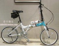 20'' aluminum bike,Multi-function folding bike,car boot/trunk bike,DHL/EMS Free-factory wholesal