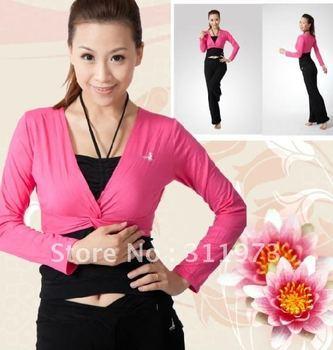 Yoga apparel/women's yoga clothing popular winter newest  yoga suit ladies sport cloth