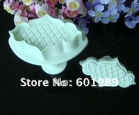 50sets New Cake decorating cutter fondant sugarcraft tool Cake Decoration Mold