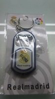 real madrid small flashlight, bottle opener, key chain