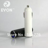 Orginal New Mini USB Car Charger Power Adapter +Two  Colors for Choice +750mA\1000mA output +OEM Logo Serviced