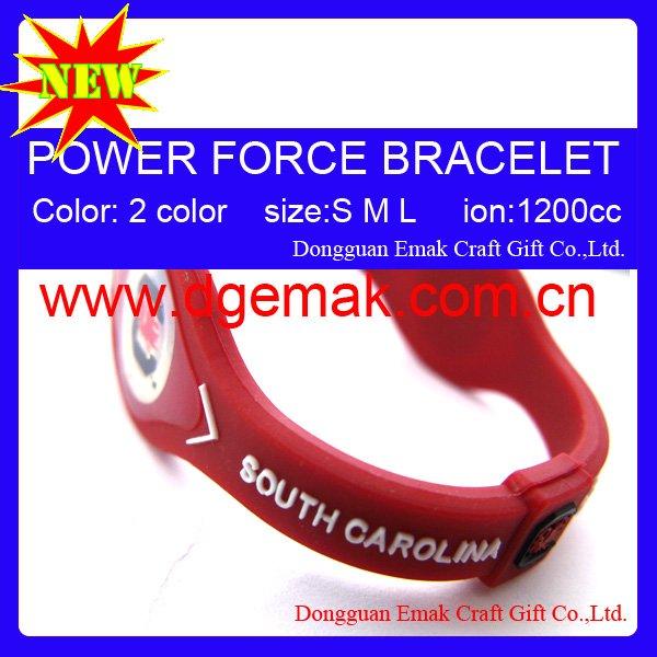 2013 newest fashion jewelry necklace set factory china supplier shamballa bracelet of SOUTH CAROLINA-GAMECOCKS(China (Mainland))