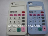 Very Cute Silicon Calculator Case For Iphone 4G