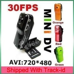 MINI DV DVR Camera.DV DVR Camera MD80,With retail Box,Mini DV DVR Sports Video Camera,Free shipping with tracking number(China (Mainland))