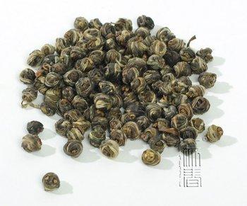 4oz/110g Jasmine Pearl Tea, Fragrance Green Tea, CLZ01,Free Shipping