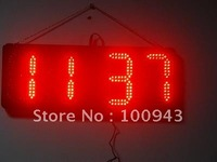 LED light digital wall countdown clock