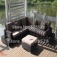 outdoor furniture/rattan furniture/leisure sofa set PF-5007
