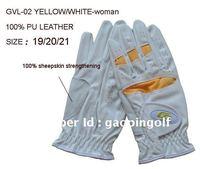 Pu leather good quality golf glove