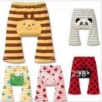 15pcs/lot,busha baby PP pants Infant cotton pants Baby trousers summer wear, #97
