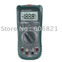 free shipping new 100% MS8260A Digital Multimeter /0.01 microamps test with test pencil multimeter