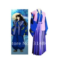 Free Shipping+InuYasha Naraku Cosplay Costume 270