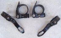 1pcs/lot Quick release seat post clamp aluminum post clamp mtb seat post clamp bicycle part 27.2 mm 30.8 mm 31.6mm 35mm