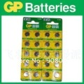 Free Shipping 10pcs 1.5V Lithium GPA76 Cell Button Coin Battery