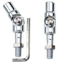 freeshipping!2012  Wholesale Extended hand brake rod/manual shift stem/handle/block/ shift knobExtended hand brake rod