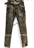 #65 Ladies pants pencil pants pants jeans