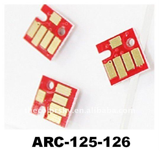 (ARC-125-126) auto reset chip ARC for canon PGI 125 CLI 126 PG 125 PIXMA IP 4810 MG 5210 MG 6110 IX 6510(China (Mainland))