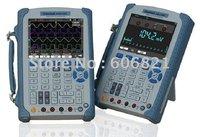 free shipping 200MHz oscilloscope + 6,000 multimeter /HandHeld oscilloscope DSO1200