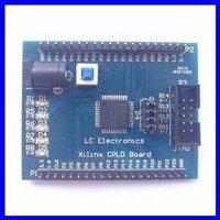 Xilinx CoolRunner-II XC2C32A CPLD development board Free shipping