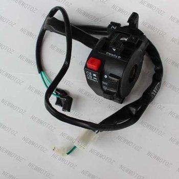 Turn Signal/Horn/Head Light Left Handlebar Switch Bashan ATV Quad BS200S-7