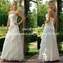 elegant bridal dress promotion