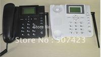 EMS free shipping GSM Desktop phones with UK Plug, EU Plug, etc