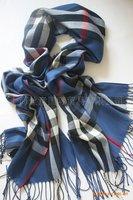 Fashion New Navy Blue Women's Cotton Shawl/Scarf Spring/Autumn Wrap