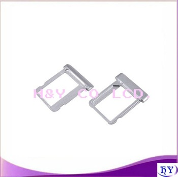 Wholesale-Sim card tray replacement parts for ipad2,20pcs/lot, free shipping